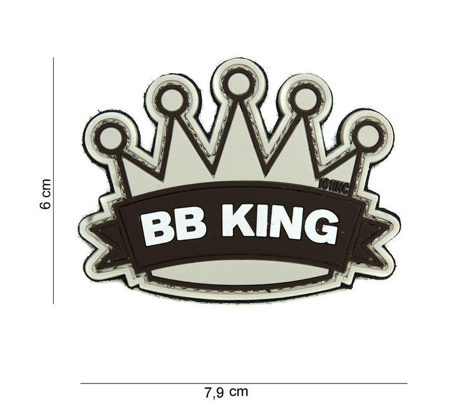 BB King PVC Patch