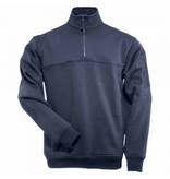 5.11 Tactical 1/4 Zip Job Shirt (Fire Navy)