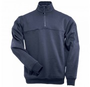 5.11 Tactical 1/4 Zip Job Shirt (Fire Navy)