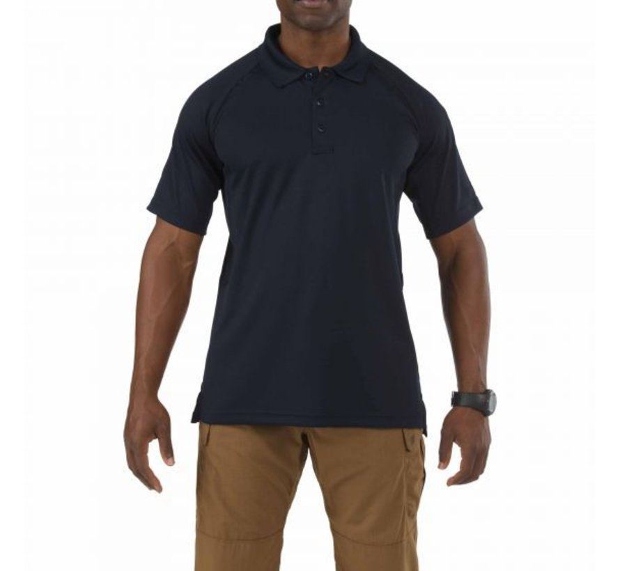 Performance Polo SS (Dark Navy)