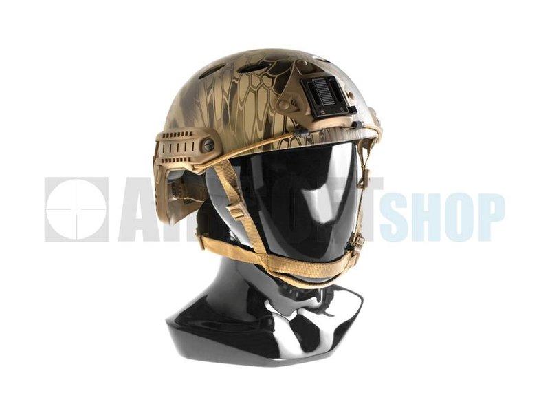 FMA Helmet Display Model