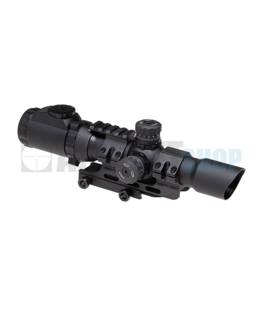 Trinity Force 1-4x28 Assault Optic Deltex Scope