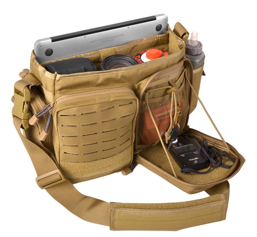 Messenger Bag (Kryptek Mandrake)