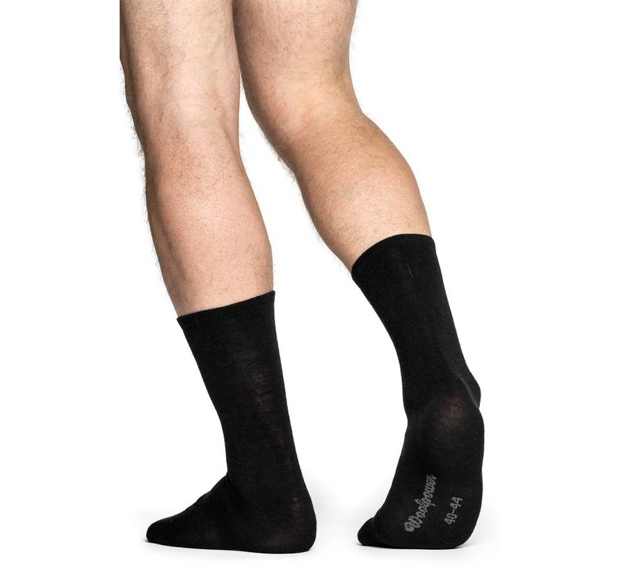 Liner Classic Socks (Black)