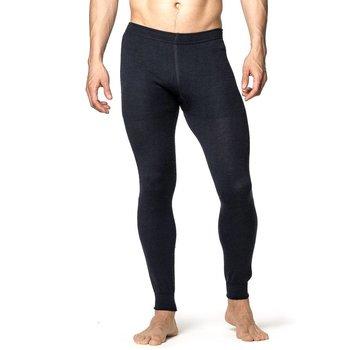Woolpower Long Johns 200 Baselayer Pants (Black)
