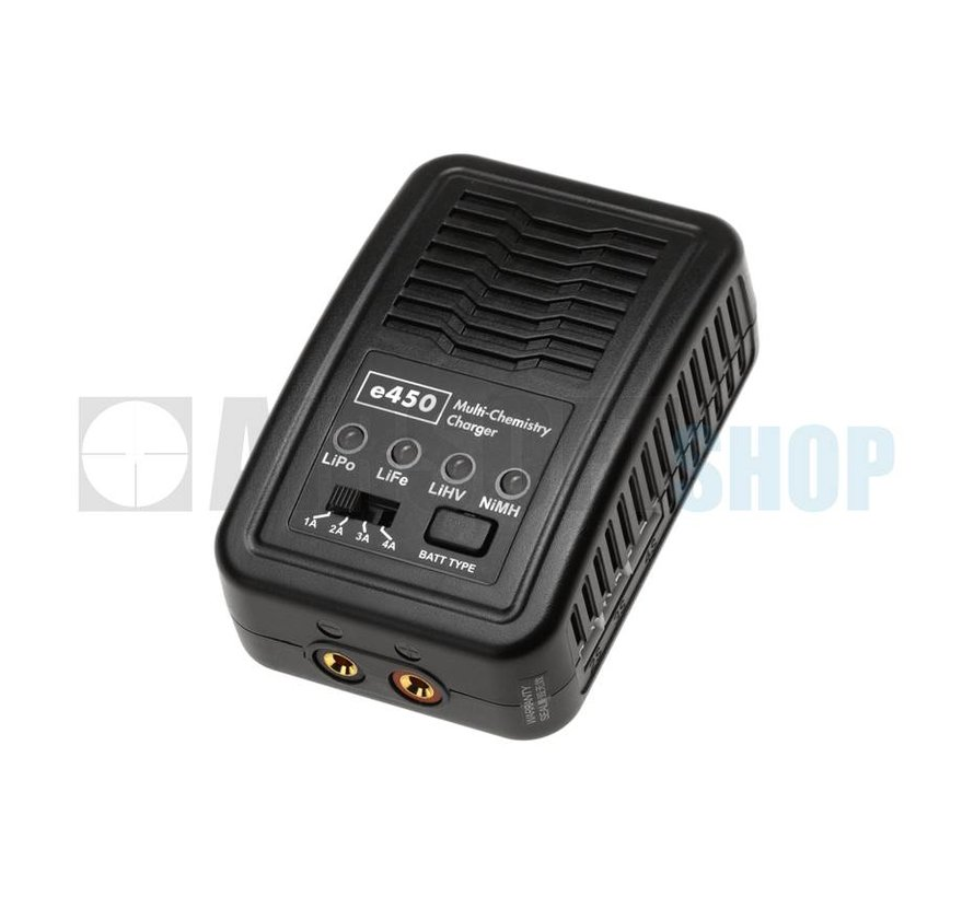 e450 Multi Chemistry Charger