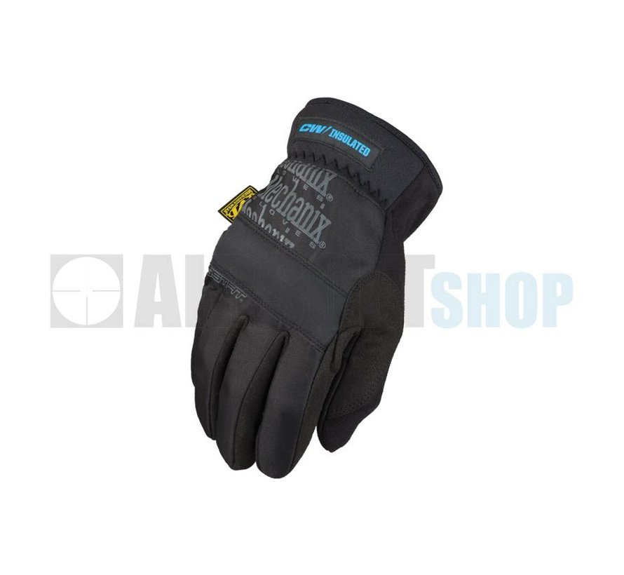 Fast Fit Insulated Black