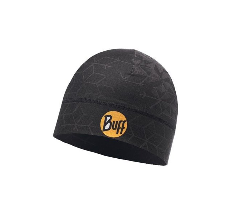 Microfiber 1 Layer Hat Helix Black Muts