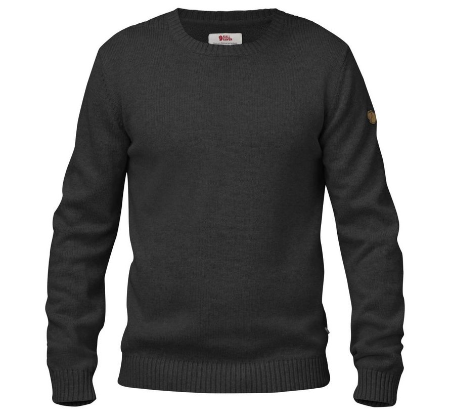 Övik Knit Crew (Dark Grey)