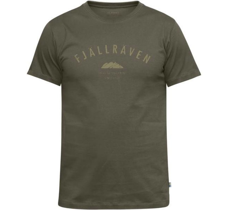 Trekking Equipment T-Shirt (Tarmac)