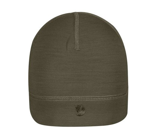 Fjällräven Keb Fleece Hat (Dark Olive)