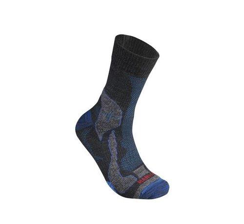 Hanwag Trek Merino Socke (Anthrazit / Alpin)
