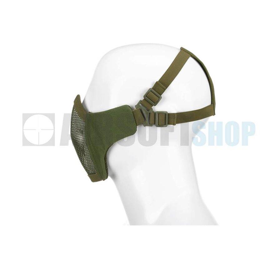 Mk II Steel Mesh Mask Nylon Version (Olive Drab)
