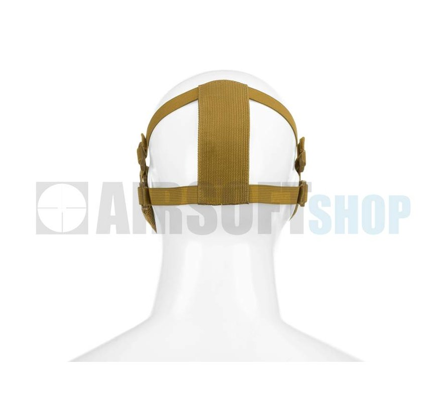 Mk II Steel Mesh Mask Nylon Version (Tan)
