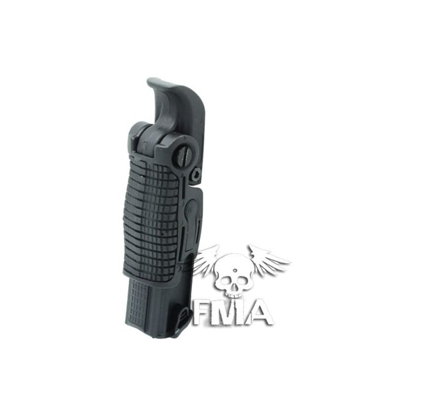 AB163 Foldable Grip (Black)