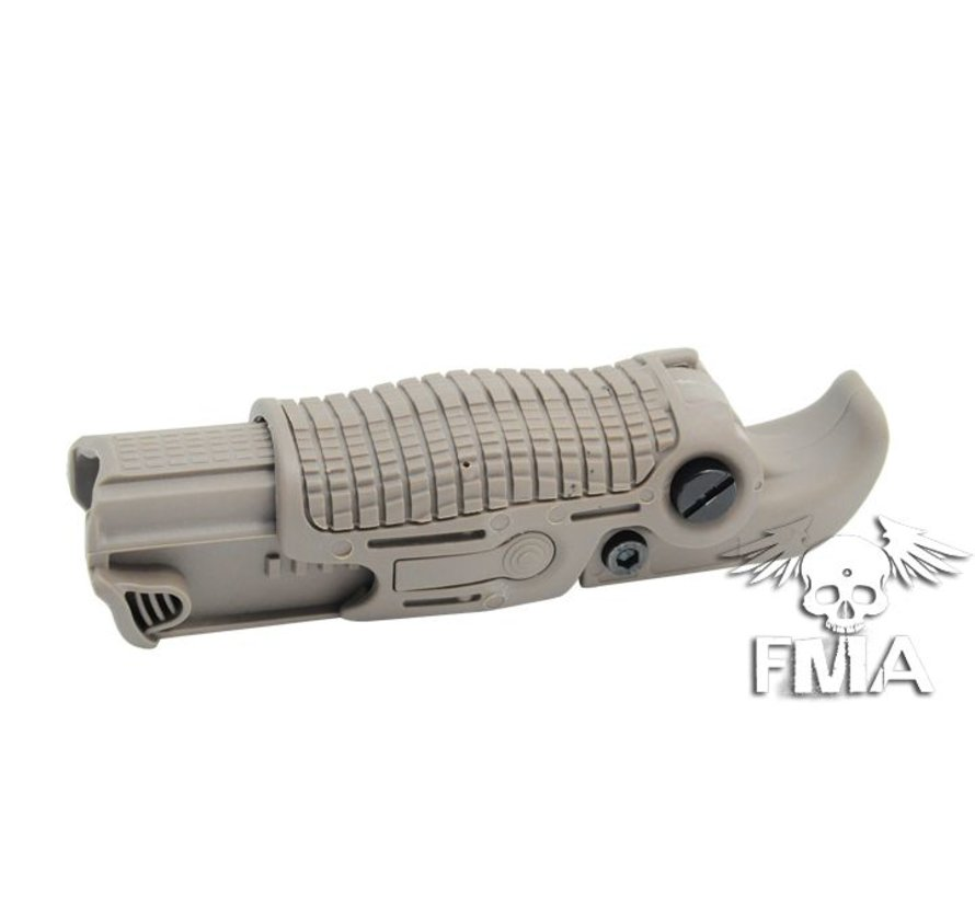 AB163 Foldable Grip (Sand)