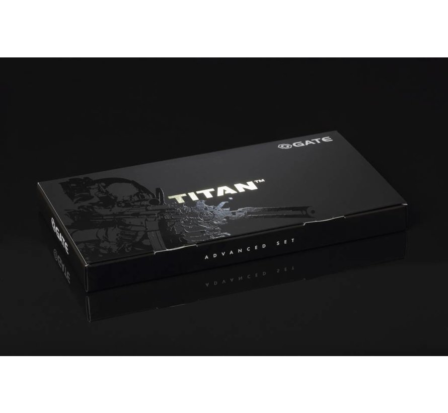 NEXT-GEN TITAN V2 NGRS Basic Module (Front Wired)