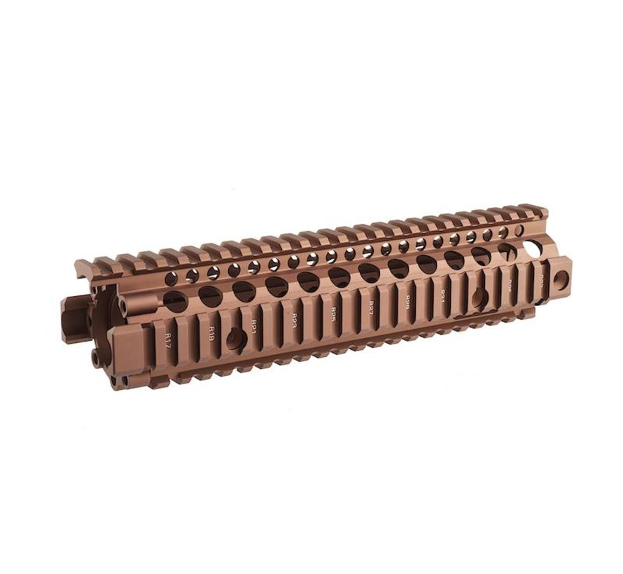 "Daniel Defense MK18 Rail 9.5"" (Desert)"