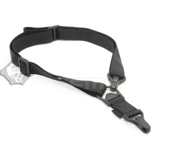 FMA FS3 Multi-Mission Single Point / 2Point Sling (Black)