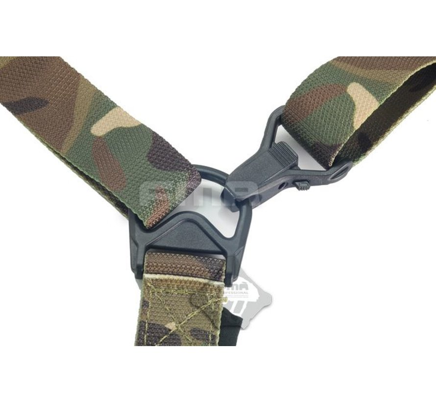 FS3 Multi-Mission Single Point / 2Point Sling (Multicam)