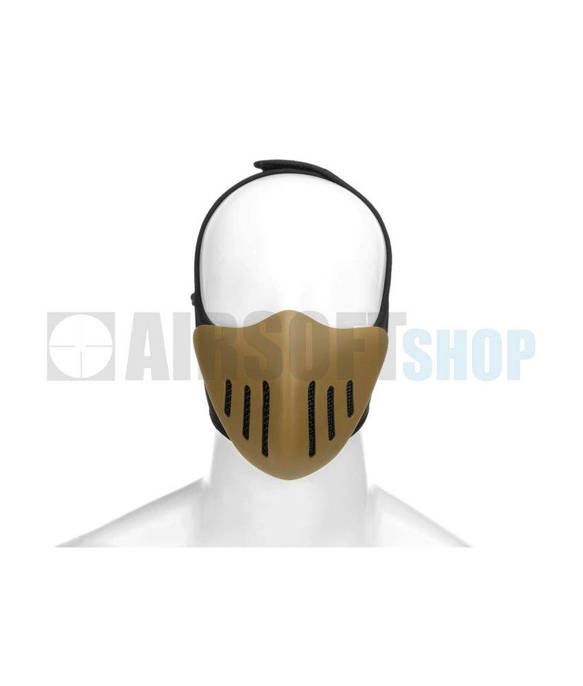 Invader Gear Trooper Half Face Mask (Dark Earth)