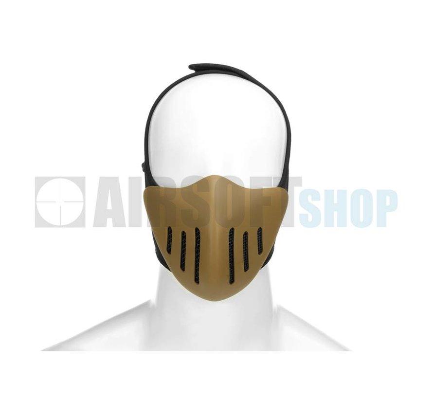 Trooper Half Face Mask (Dark Earth)