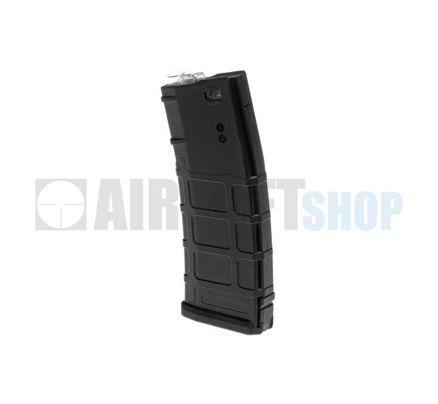 M4/M16 Polymer Midcap 160rds (Black)