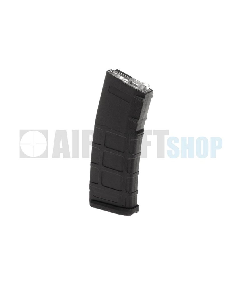 Pirate Arms M4/M16 Polymer Midcap 160rds (Black)