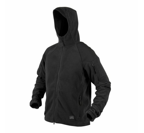 Helikon Cumulus Heavy Fleece Jacket (Black)