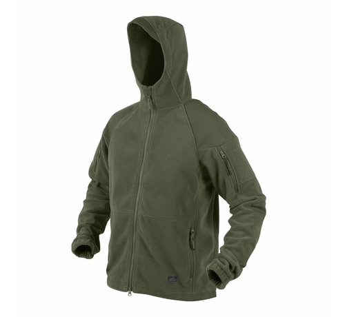 Helikon Cumulus Heavy Fleece Jacket (Olive Green)
