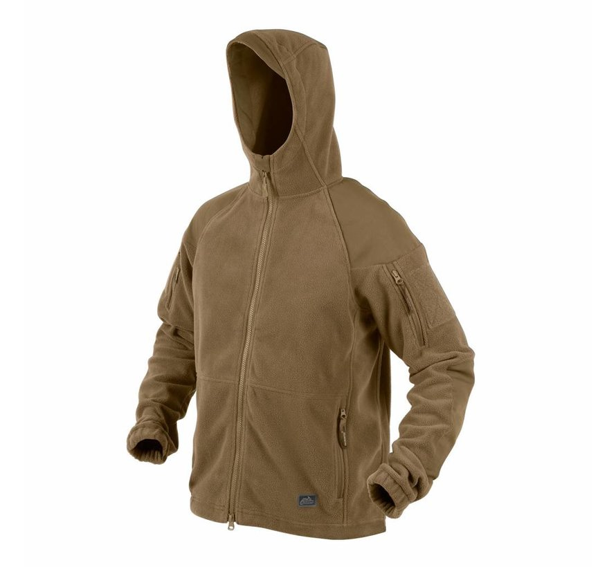 Cumulus Heavy Fleece Jacket (Coyote)