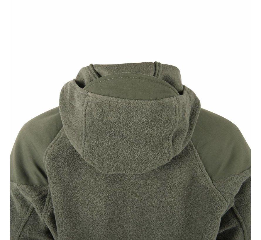 Cumulus Heavy Fleece Jacket (Shadow Grey)