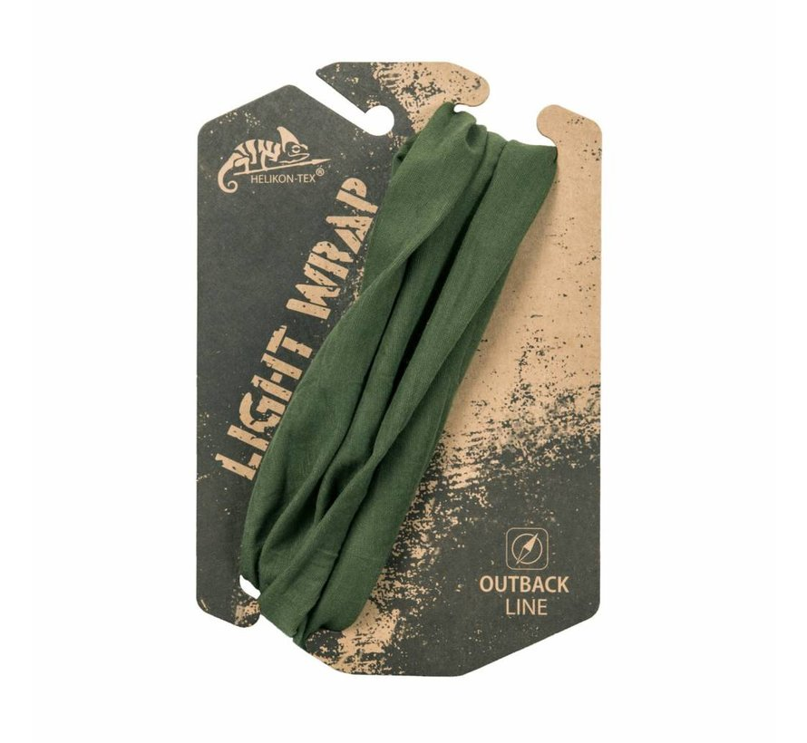 Light Wrap (Olive Green)