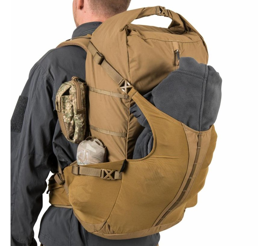Summit Backpack (Coyote)