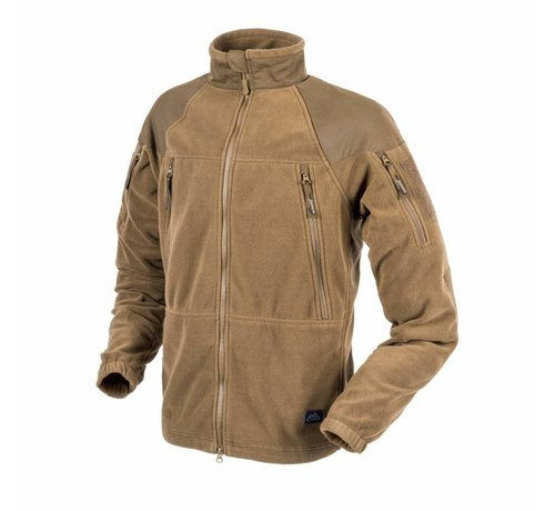Helikon Stratus Heavy Fleece Jacket (Coyote)