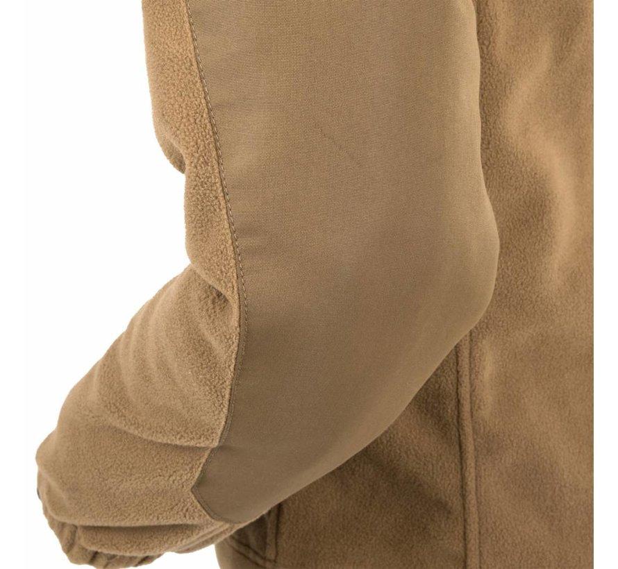 Stratus Heavy Fleece Jacket (Shadow Grey)
