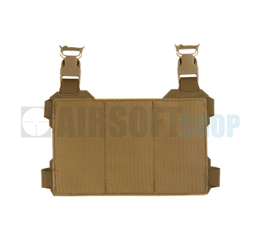 CPC Front Panel / Micro Chest Rig (Coyote)