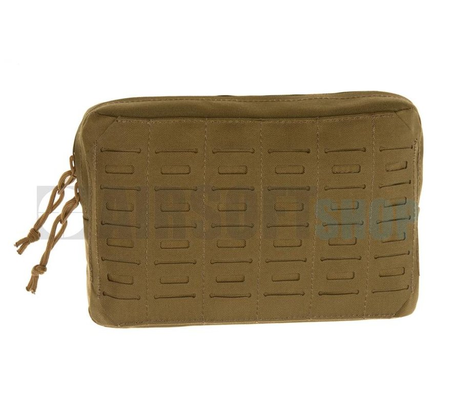 Utility Pouch L with MOLLE Panel (Coyote)