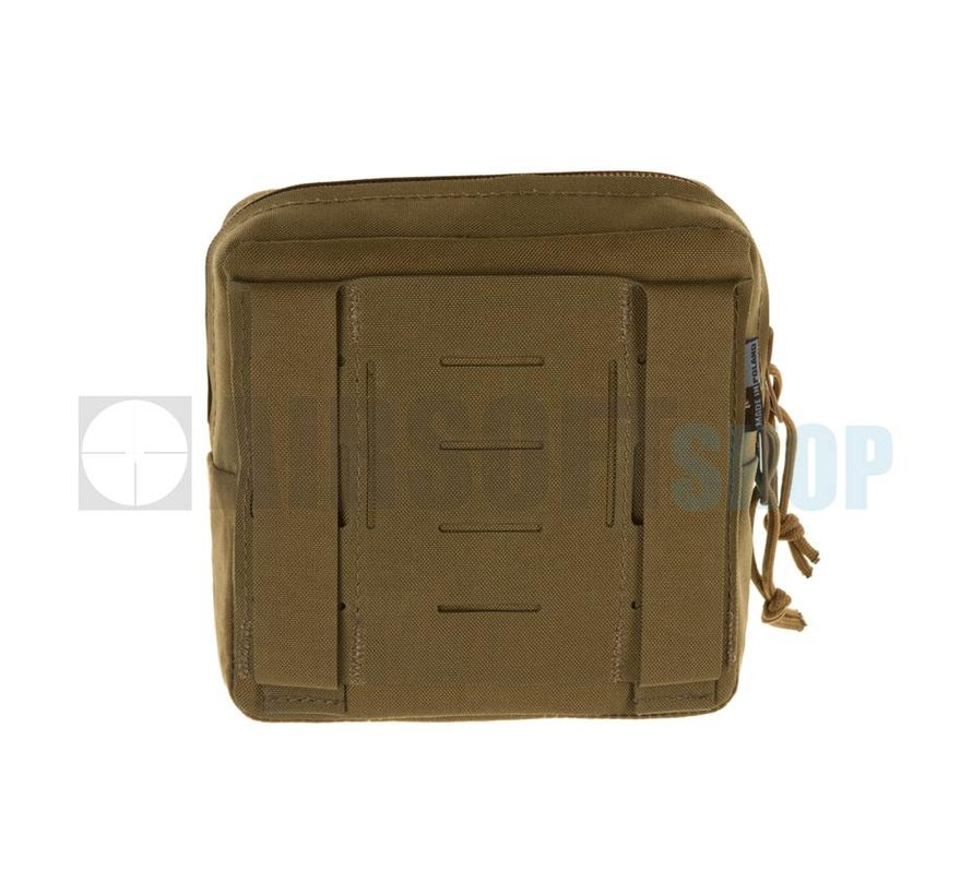 Utility Pouch M with MOLLE Panel (Coyote)