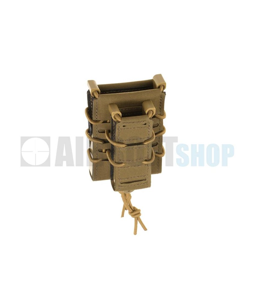 Templar's Gear Fast Rifle and Pistol Magazine Pouch (Coyote)