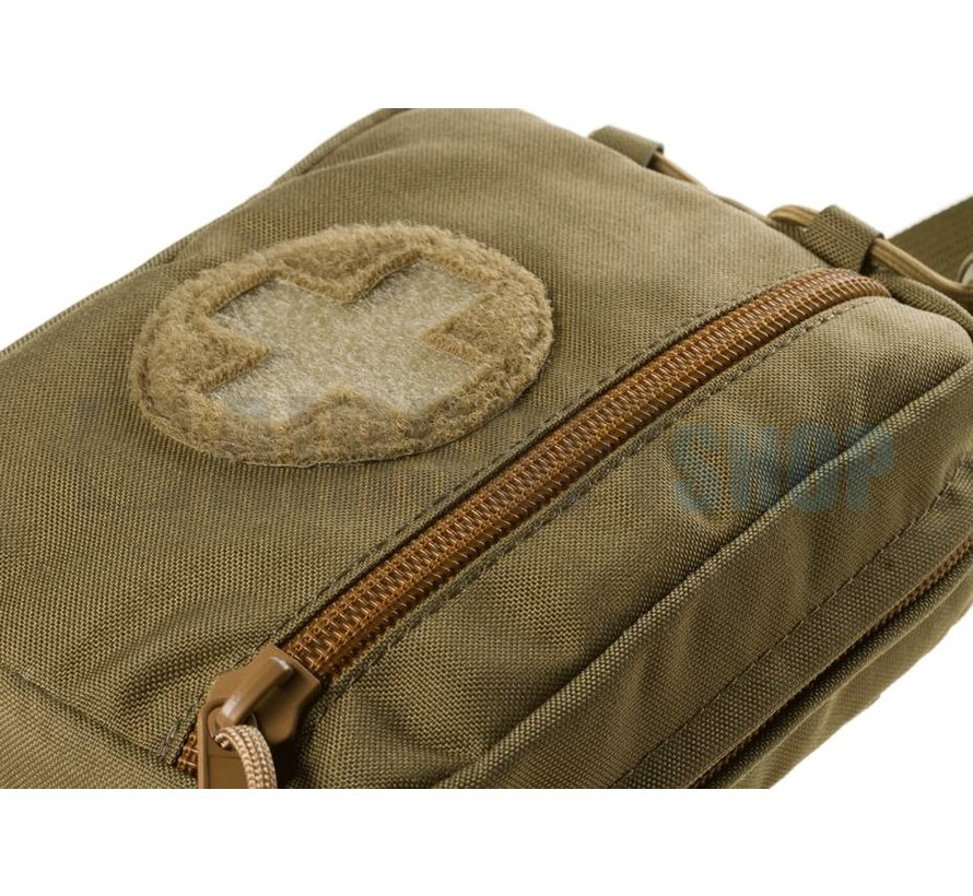 AZ1 Rip-Off First Aid Pouch (Coyote)