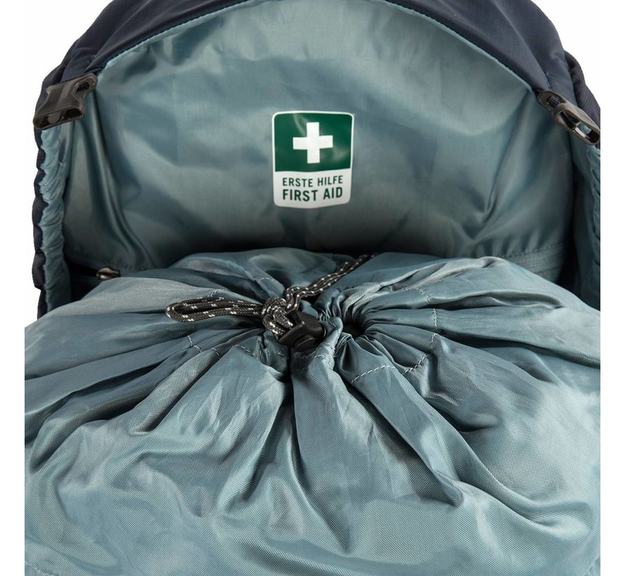 Yukon 50+10 Women Backpack (Navy)