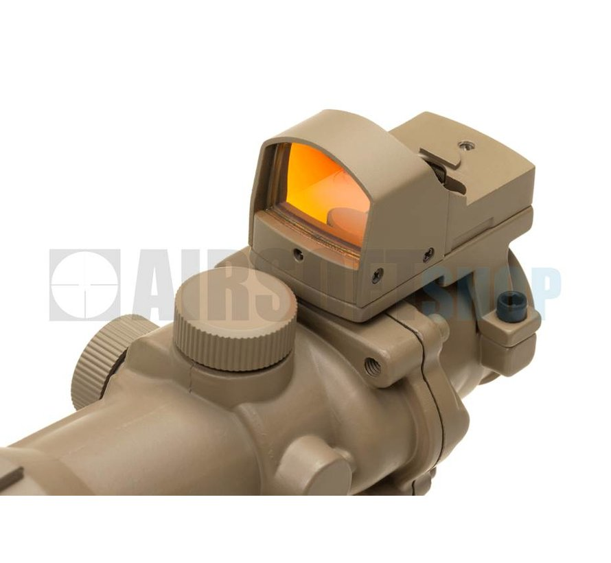 4x32 QD COMBO Combat Scope (Desert)