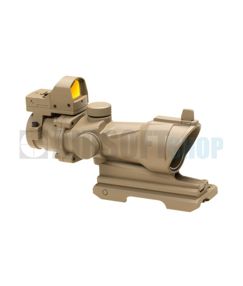 Element 4x32 QD COMBO Combat Scope (Desert)