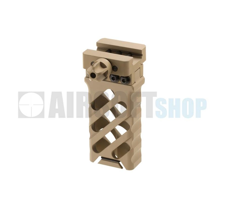 QD Ultralight Vertical Grip B Model (Dark Earth)