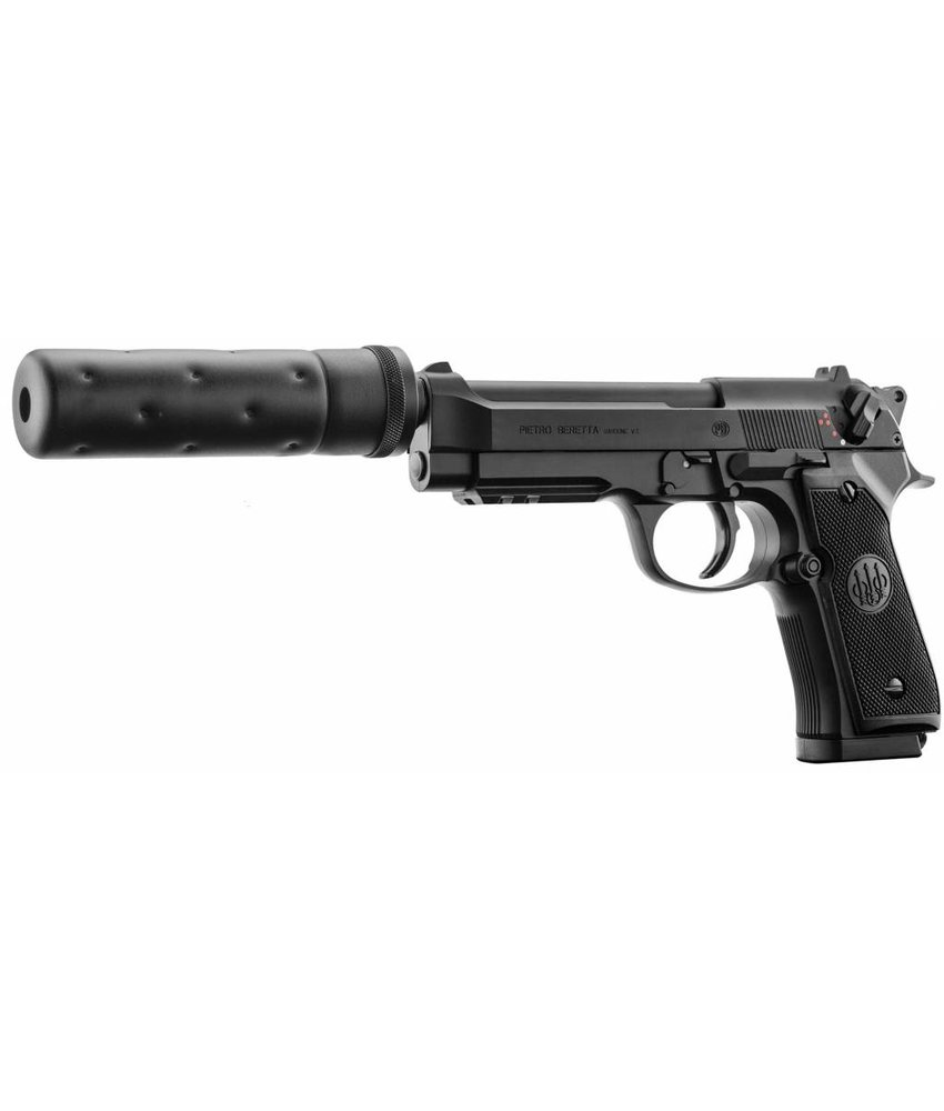 Heckler & Koch M92 A1 Tactical AEP (Black)
