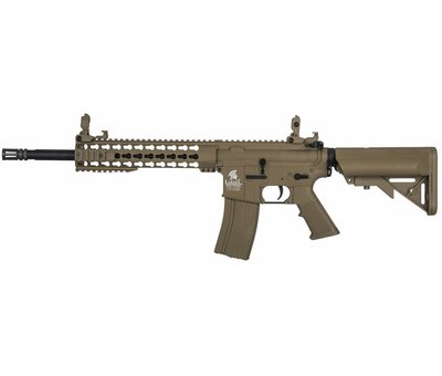 "Lancer Tactical LT-19 G2 4 Keymod 10"" (Tan)"