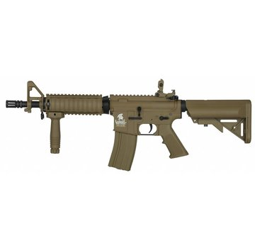 Lancer Tactical LT-02 G2 M4 CQBR (Tan)