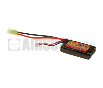 VB Power LiPo 7.4V 1500mAh 20C Mini Type (Tamiya)