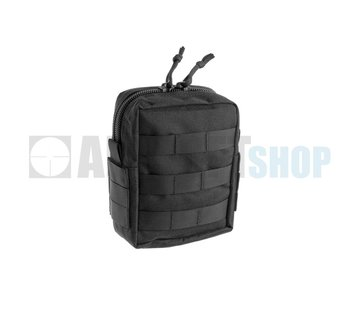 Invader Gear Medium Utility / Medic Pouch (Black)